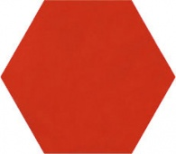 HEXAGON Red